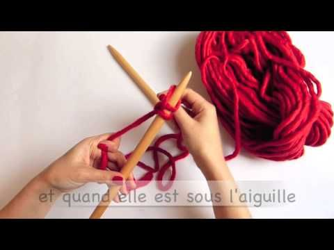 # Tricot # Comment monter les mailles by WoolKiss