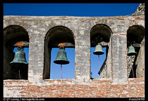 Bells: Ancient Treasure, San Juan Capistrano, The Rocks, Church Belle, Belle Wall, Usa Colors, Ancient Belle, Rocks Of Age, Orange County California