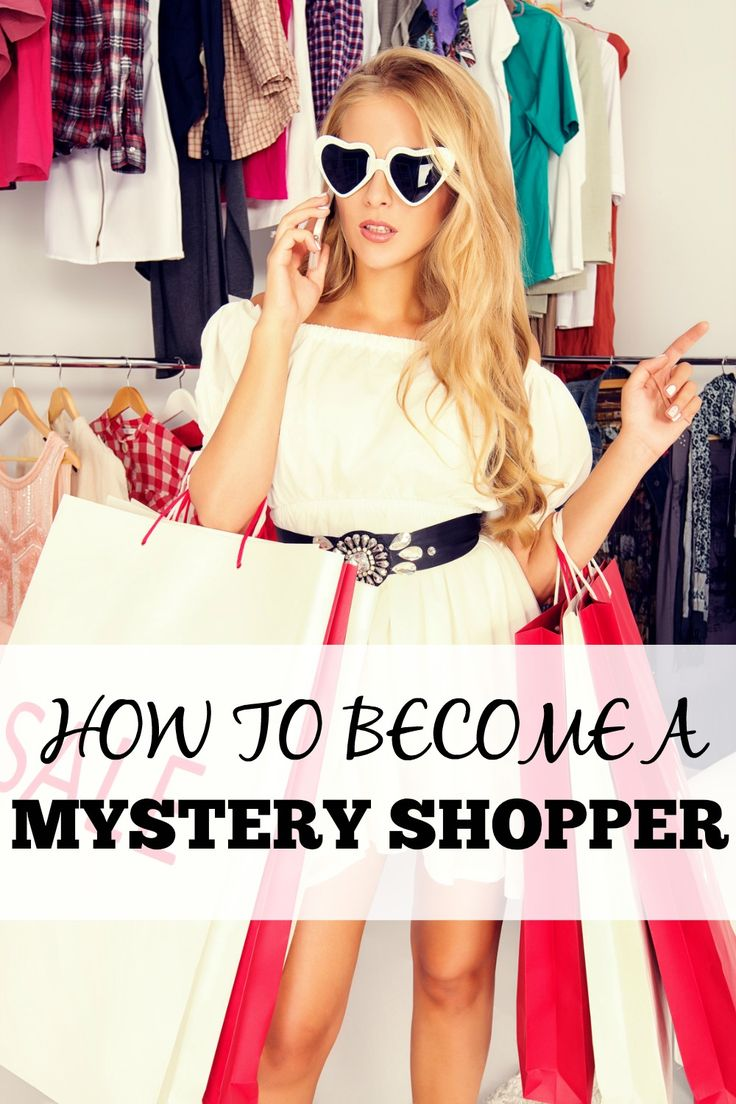 Mystery Shopping: How To Be A Mystery Shopper