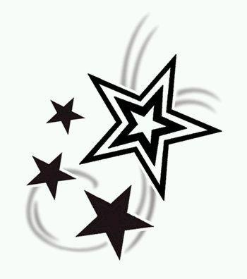 Tatuajes de estrellas - Tendenzias.com