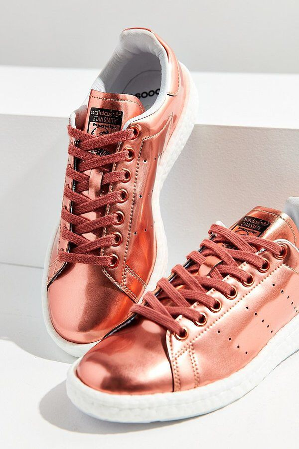 Adidas Stan Smith Metallic Boost Sneaker