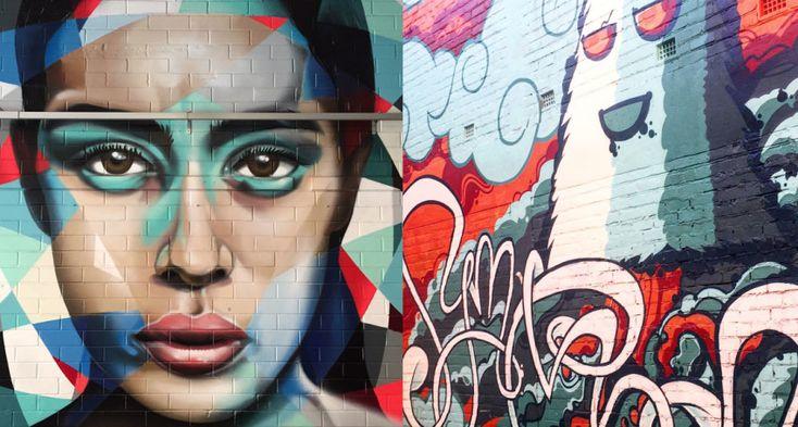 Street art vision for 2016 Adelaide Fringe