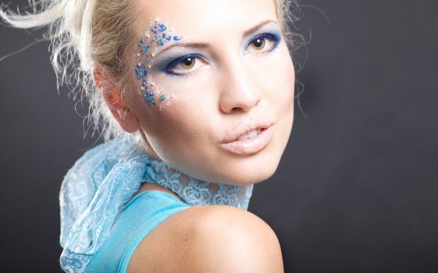 Свадебный макияж для кареглазых блондинок  ::: onelady.ru ::: #makeup #eyes #eyemakeup