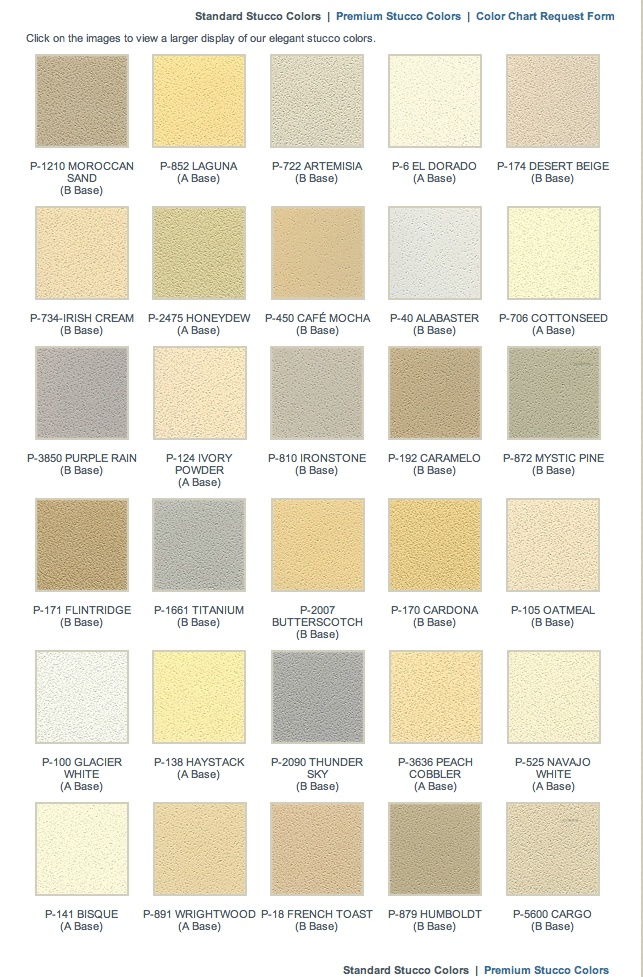 58 best images about stucco on pinterest stucco walls for Most popular stucco colors