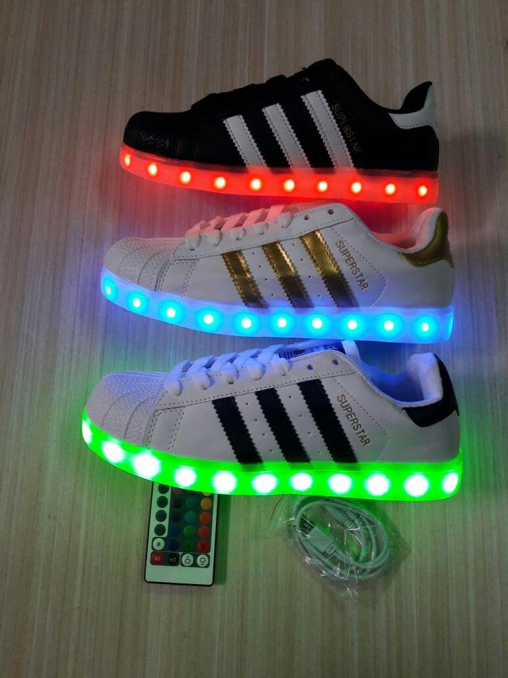 Adidas LED Superstar 4753 37-40  Dus Adidas 310rb