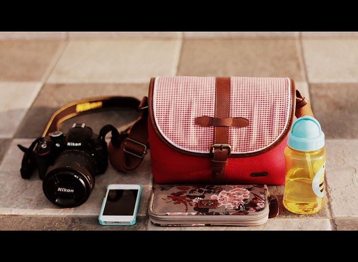Troba na aparat Ciesta Strawberry Fot.Klocek i Kredka