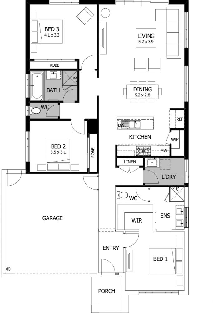 interesting options with butlers pantryChelsea | Boutique Homes