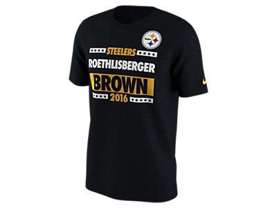 Nike Election QS (NFL Steelers) Men's T-Shirt