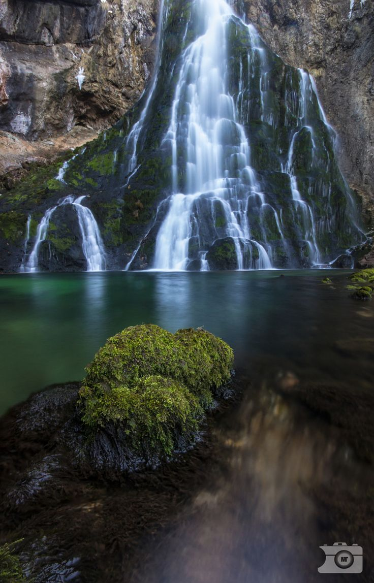 Photograph Gollinger Waterfall by Marco Tragut on 500px