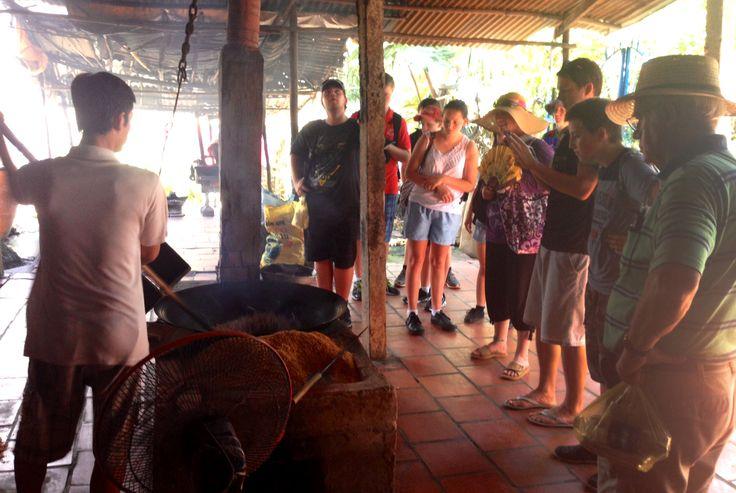 #VietnamSchoolTours #Mekong