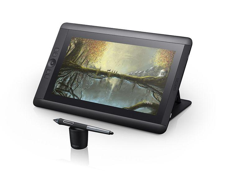 Wacom Cintiq 13HD Creative Pen & Touch Display DTH1300K