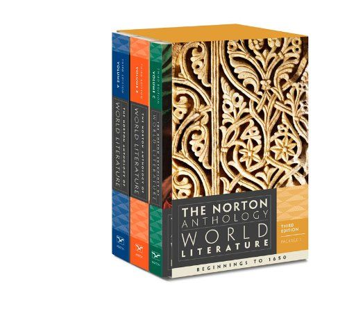 The Norton Anthology of World Literature (Third Edition)  (Vol. Package 1: Vols. A, B, C)/