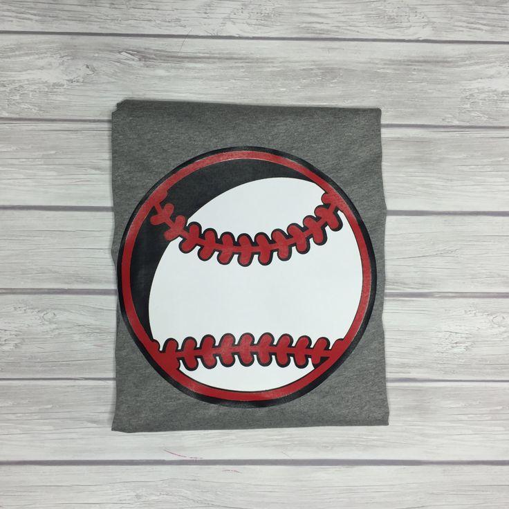 Baseball Personalized Shirt,  Custom Shirt, Personalized Shirt by ChicDesignsStudio on Etsy
