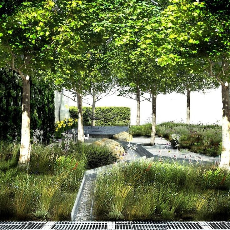 Garden By Design garden by design home decoration ideas designing wonderful at garden by design home ideas Climate Calm Garden By Nicholas Dexter On Ttl Design