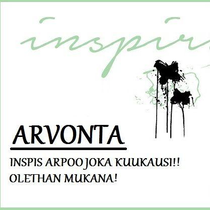 http://somanyinspiration.blogspot.fi/  Lifestyle-blogi, arvontaa, pohdintaa, askartelua, tuotetestausta...  Tule mukaan viihtymään!   #blogi #blogger #lifestyle