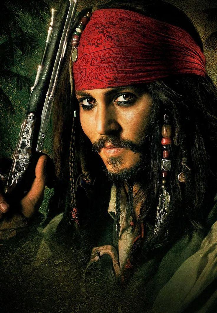 Открытка пираты карипскава моря