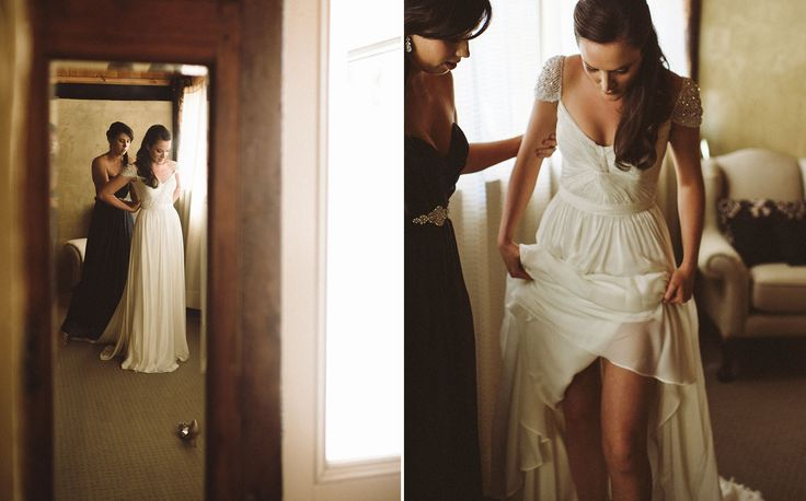 Wedding dress | Janelle and Andrew | Hunter Valley wedding | Jac and Heath Photography