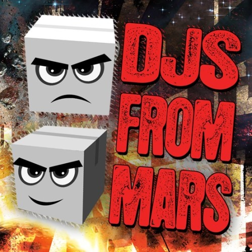 djs from mars without mask - photo #42
