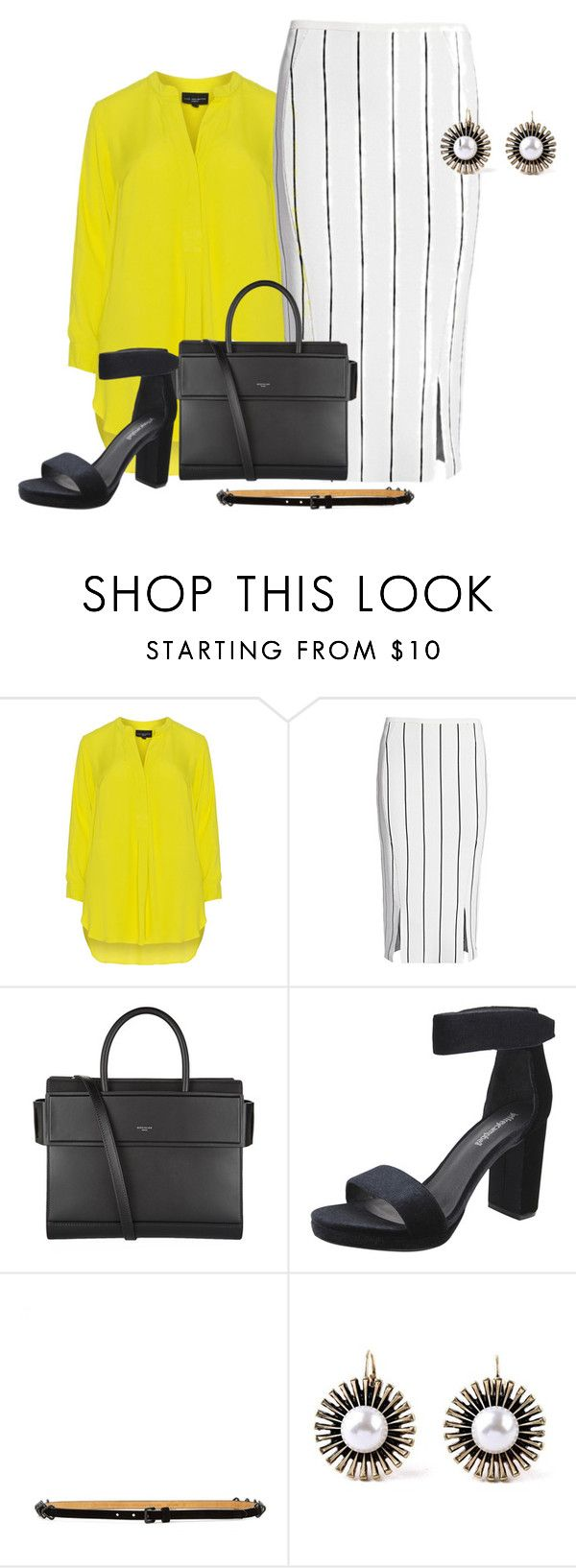 """""""plus size shirt style/lk3 work chic"""" by xtrak ❤ liked on Polyvore featuring Timo Weiland, Givenchy and Jeffrey Campbell"""