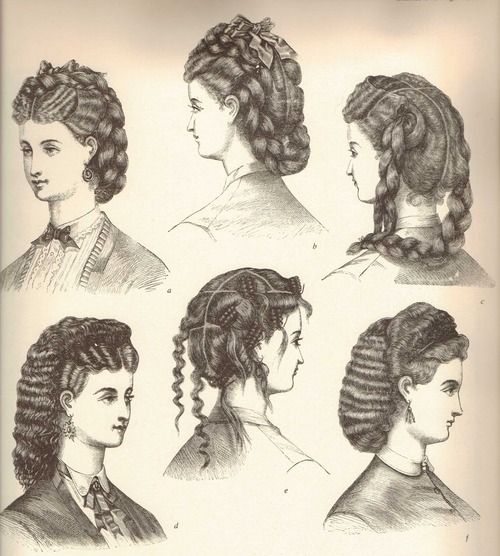 beautiful hair styles 31 best hair styles from the 1800s images on 1800 | 734803c79ee661d1d5178cb2e4cf3b0a steampunk hairstyles edwardian hairstyles