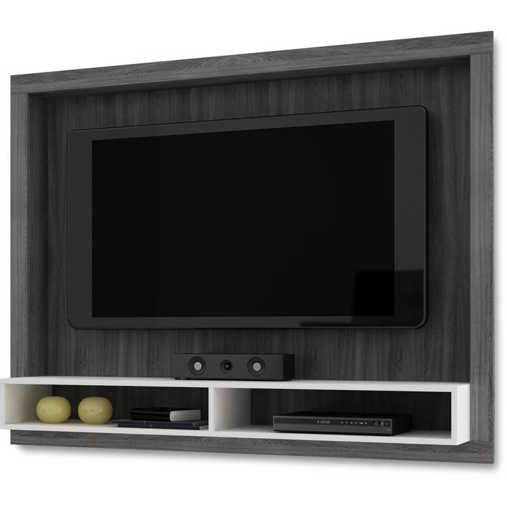 Home para TV LED/LCD 42 - Grafite/Branco - BRV