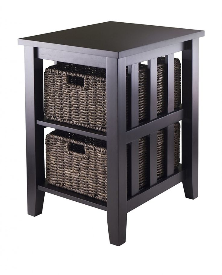 Storage End Tables