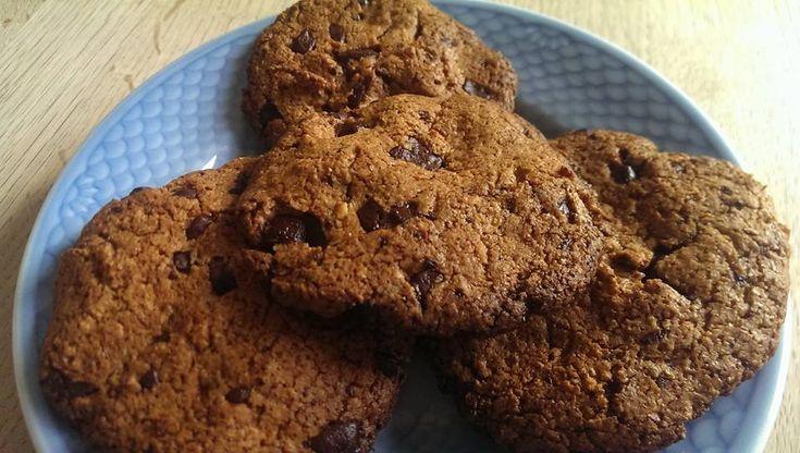 Chocholate chip cookies – joys opskrifter