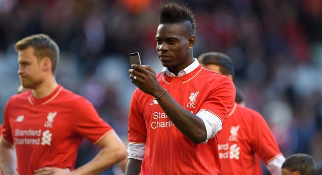 SPORTCHIN: Mario Balotelli Does Lots Of Dumb Things, So Liver...