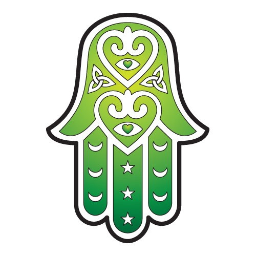 Lucky hamsa hand, iron on transfer🔹♦️🔹More Pins Like This At FOSTERGINGER @ Pinterest 🔹♦️🔹