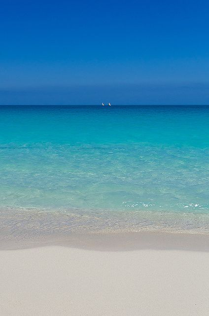 Cayo Santa Maria, Santa Clara. Cuba. Can't wait to see this in person