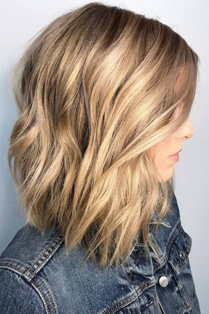 45 Untraditional Lob Haircut Ideas To Give A Try Lovehairstyles Com Long Bob Haircuts Long Bob Hairstyles Lob Haircut