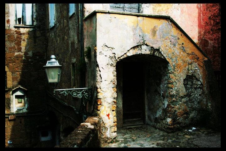 Calcata near Rome