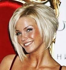 Image result for sarah harding hair bob