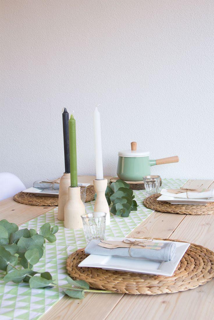 Inspiratie voor het dekken van de kerst ontbijttafel | Woonguide.nl