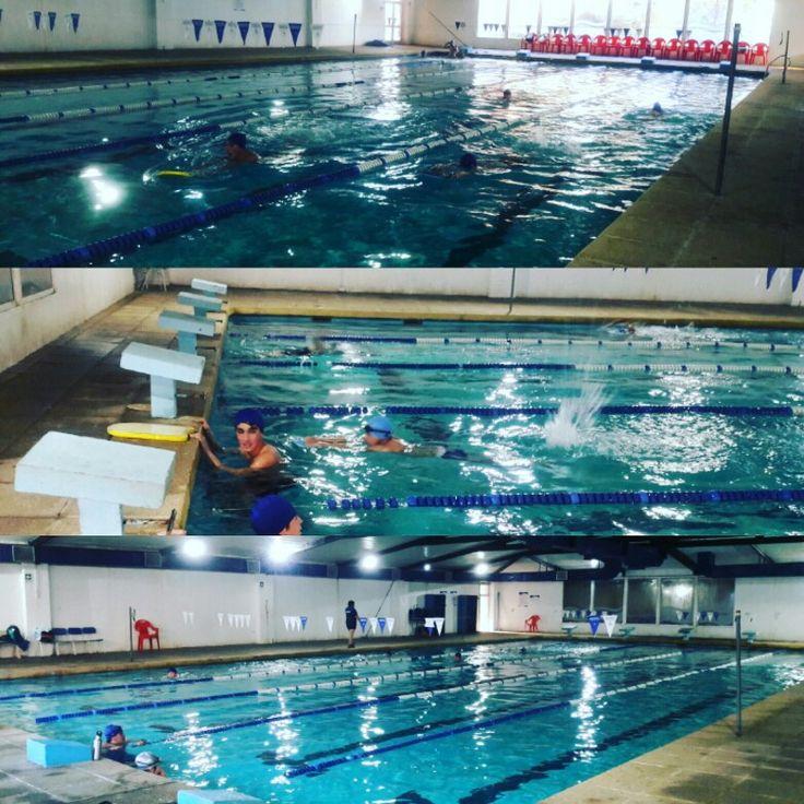 Hoy comienza el taller de natación en #CDSPolivalente!!