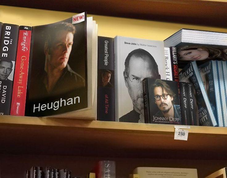 Sam Heughan Biography