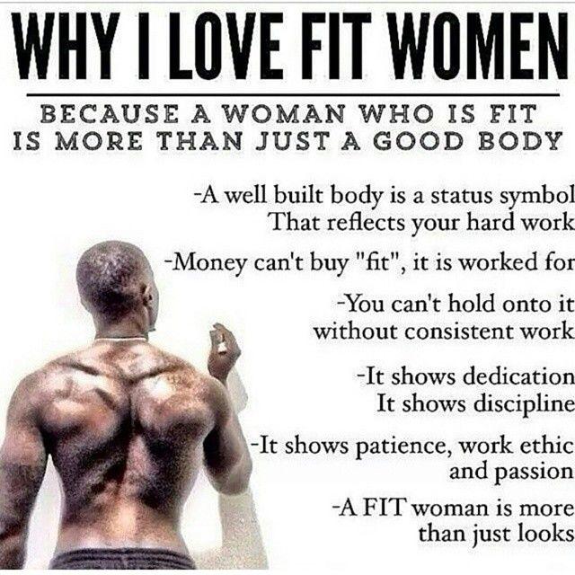 Men love fit chics