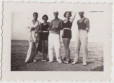 Foto anni 30 Viserba Rimini Bellezze al bagno_Romagna_79