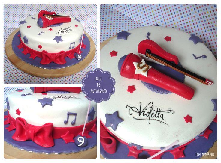 Bolo da Violetta // Violetta Cake