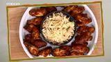 Κοτόπουλο στο φούρνο με πατάτες και σαλάτα με σπαράγγια & σπανάκι | συνταγές | MEGA TV COOK