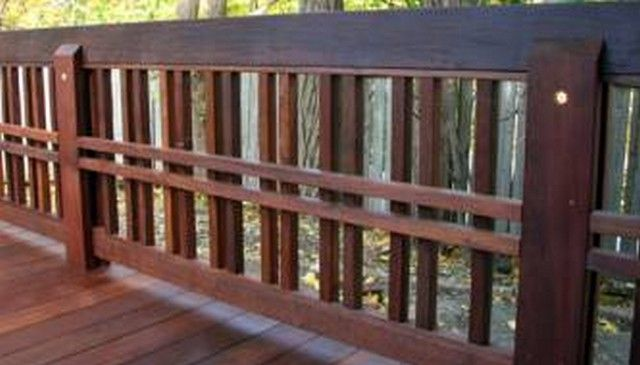 Best Craftsman Handrail With Double Vertical And Horizontal 400 x 300