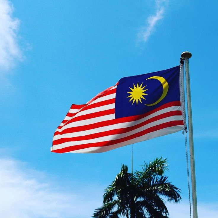 Did you know that the blue color on the flag of Malaysia symbolizes the unity of Malaysian people?