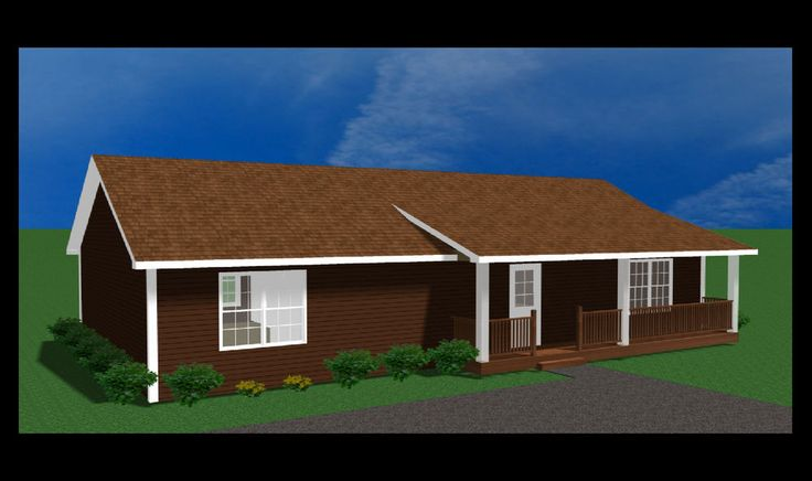 Prefab home kit Prefabricated home kit by Landmark Home and Land Co, Inc