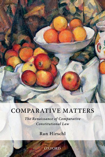 Comparative study has emerged as the new frontier of constitutional law scholarship as well as an important aspect of constitutional adjudication. Increasingly, jurists, scholars, and constitution drafters worldwide are accepting that 'we are all comparativists now'. And yet, despite this tremendous renaissance, the 'comparative' aspect of the enterprise, as a method and a project, remains under-theorized and blurry.