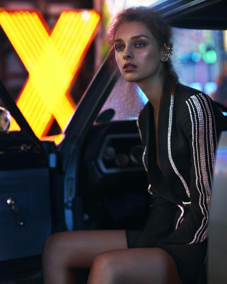 night moves: daga ziober by emma tempest for miss vogue australia #14 | visual optimism; fashion editorials, shows, campaigns & more!