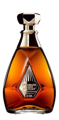 Odyssey Blended Scotch Whisky- - Sexxy packaging for the Bachelor's party !