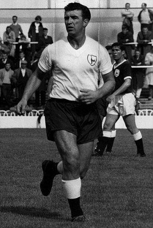 Bobby Smith Spurs and England.