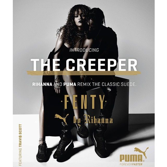 #THECREEPER is available for women, GLOBALLY at 12:30am EST! Don't miss it!!! puma.com/creeper @puma