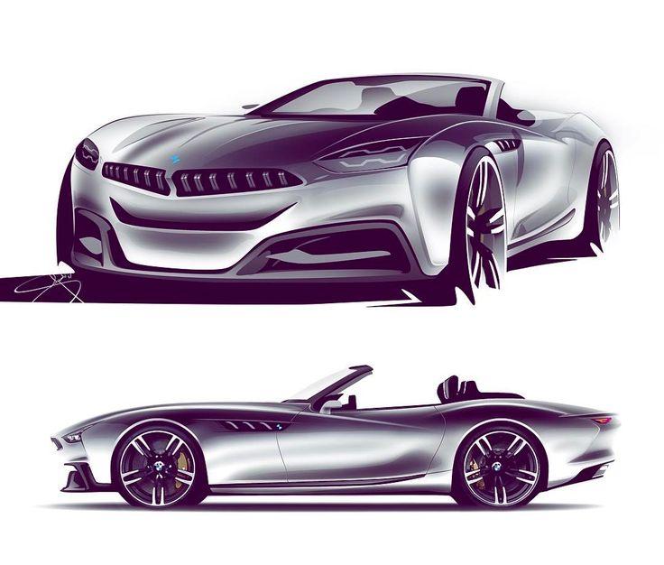 Bmw Z8 Model Car: 1000+ Images About Transportation Sketches/Models/Art On