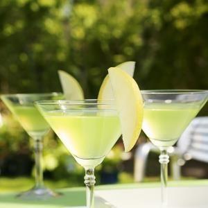 Martini de Manzana
